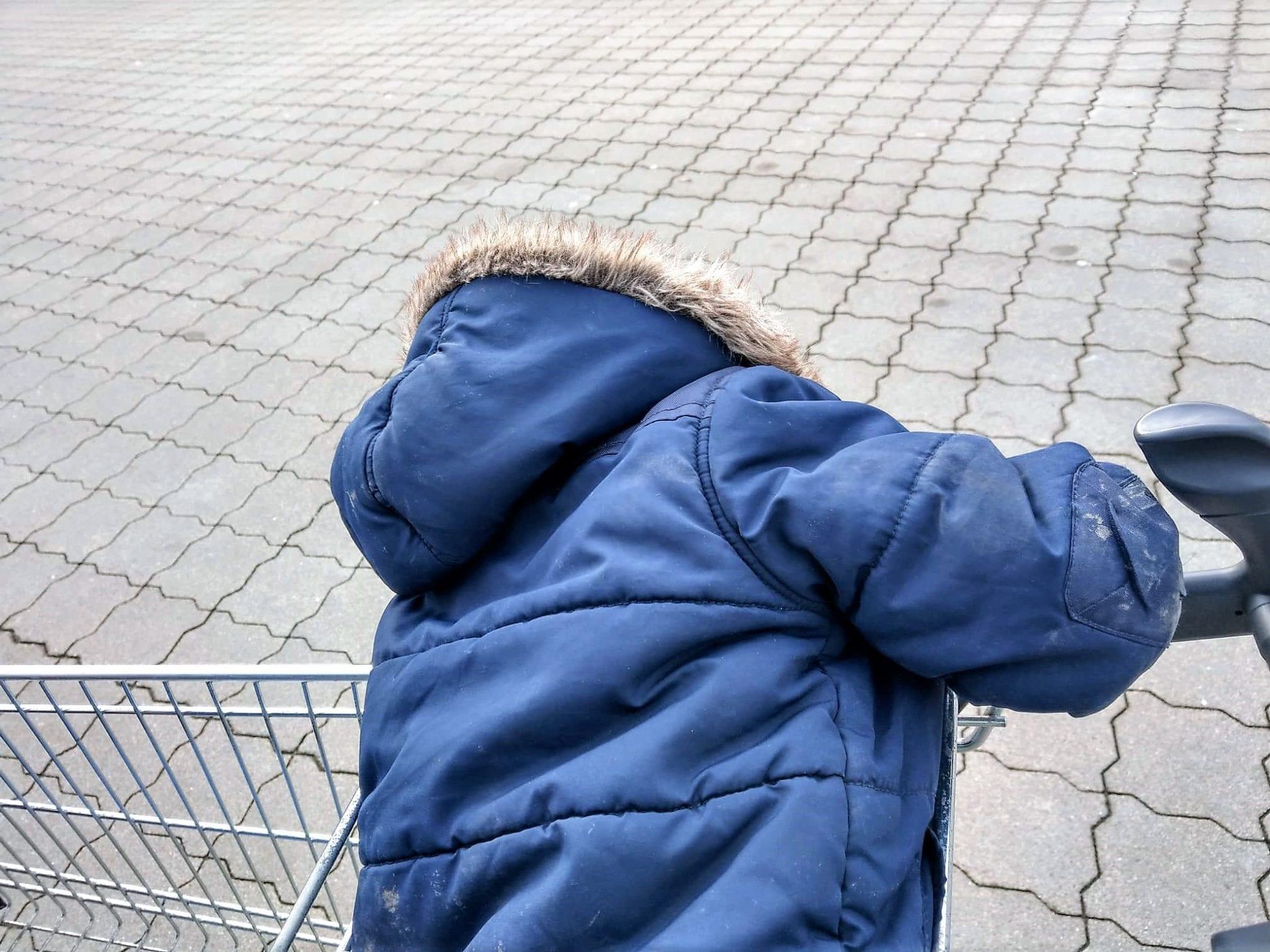 Einkaufen mit Kind, Tipps und Tricks für einen entspannten Einkauf im Mamablog Puddingklecks