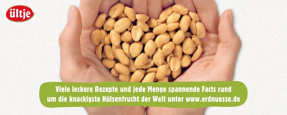 ültje Banner, Erdnüsse, Hülsenfrucht