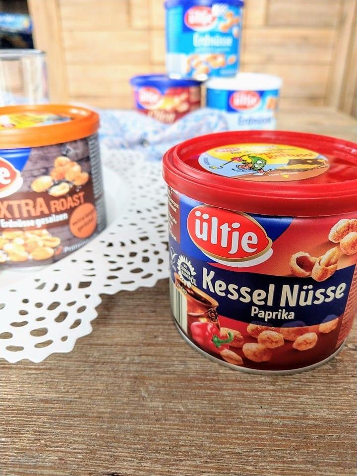ültje Erdnüsse, Produkte, Kessel Nüsse, Paprika