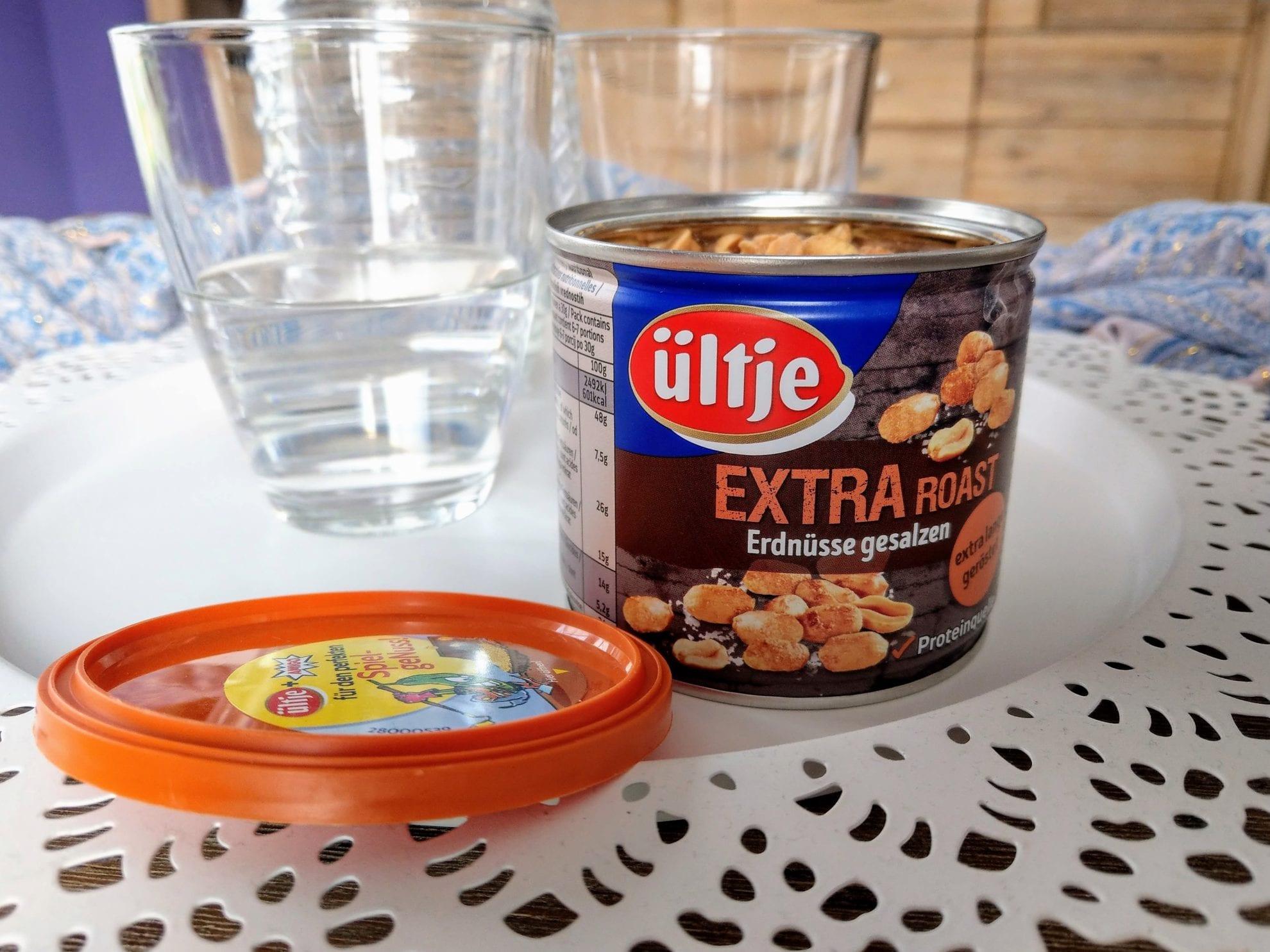 ültje Erdnüsse, extra roast, Zwischensnack