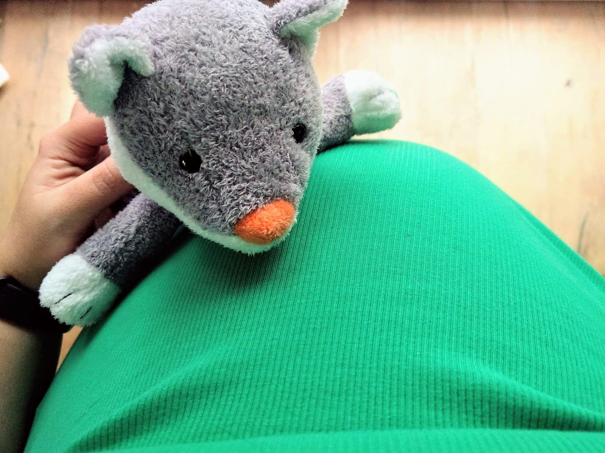 Schwangerschaftsupdate, 22. & 23. Schwangerschaftswoche, Babybauch