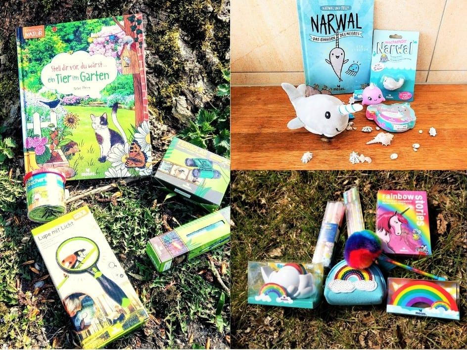 moses. Verlag, Geschenkideen zu Ostern, Kooperation, Puddingklecks