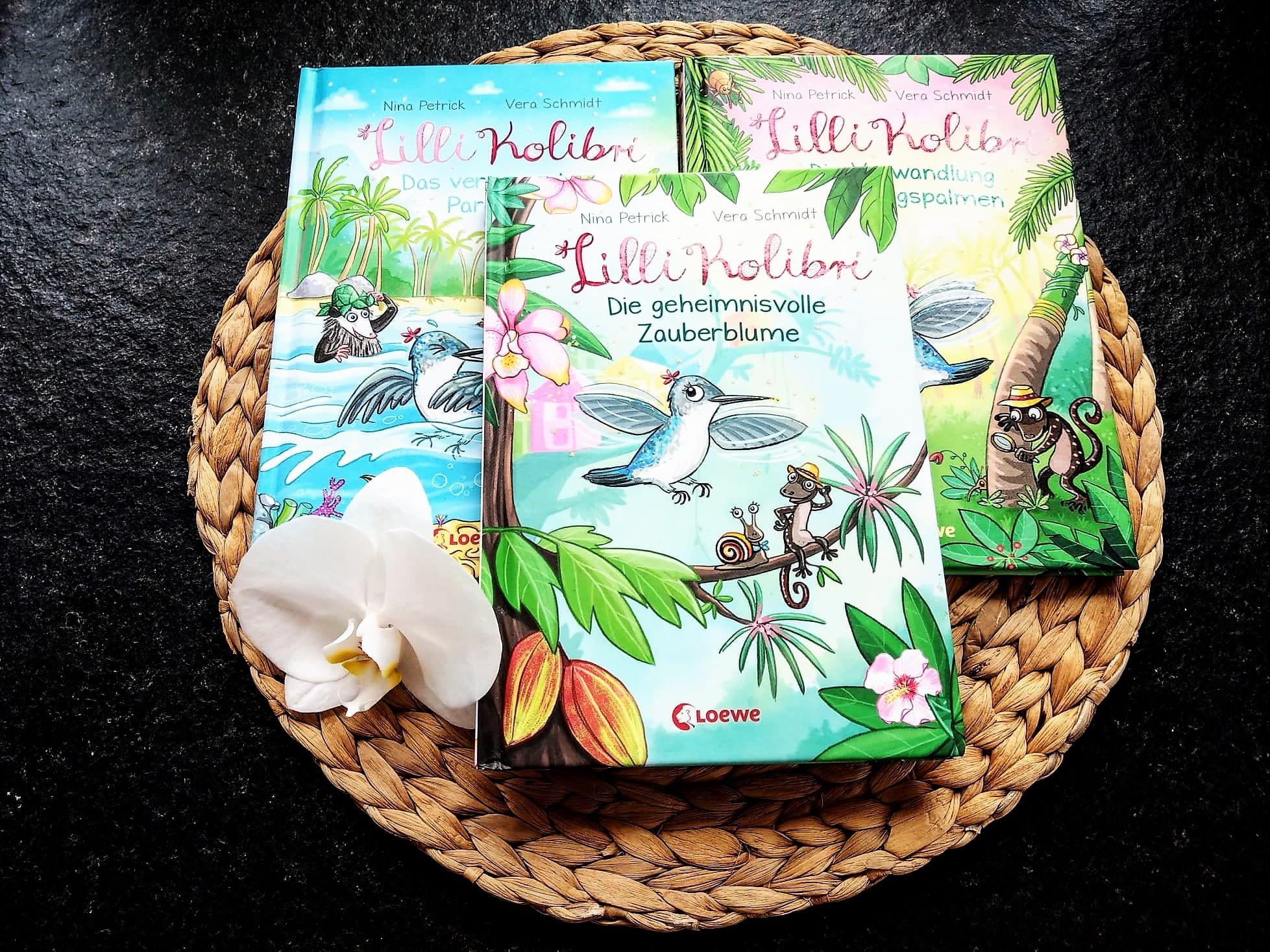 Lilli Kolibri Buchreihe: Perfekt für Erstleser
