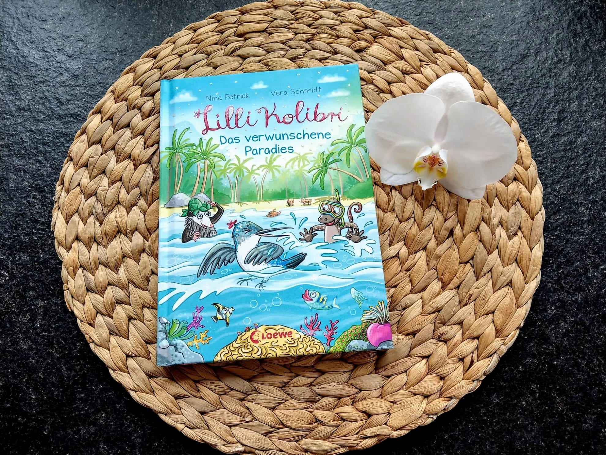 Lilli Kolibri: Das verwunschene Paradies