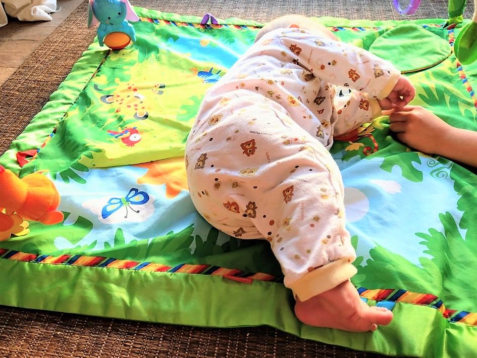 Osteopathie Behandlung Baby Blockade Bericht