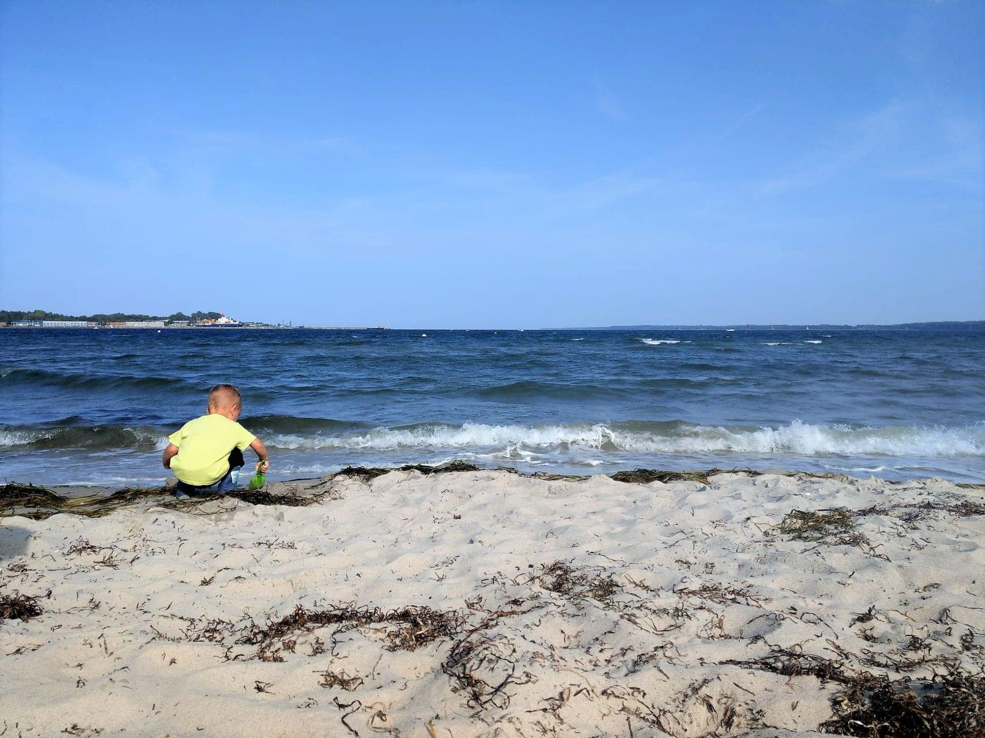 Puddingklecks Sommerferien Bucket List Ostsee Meer
