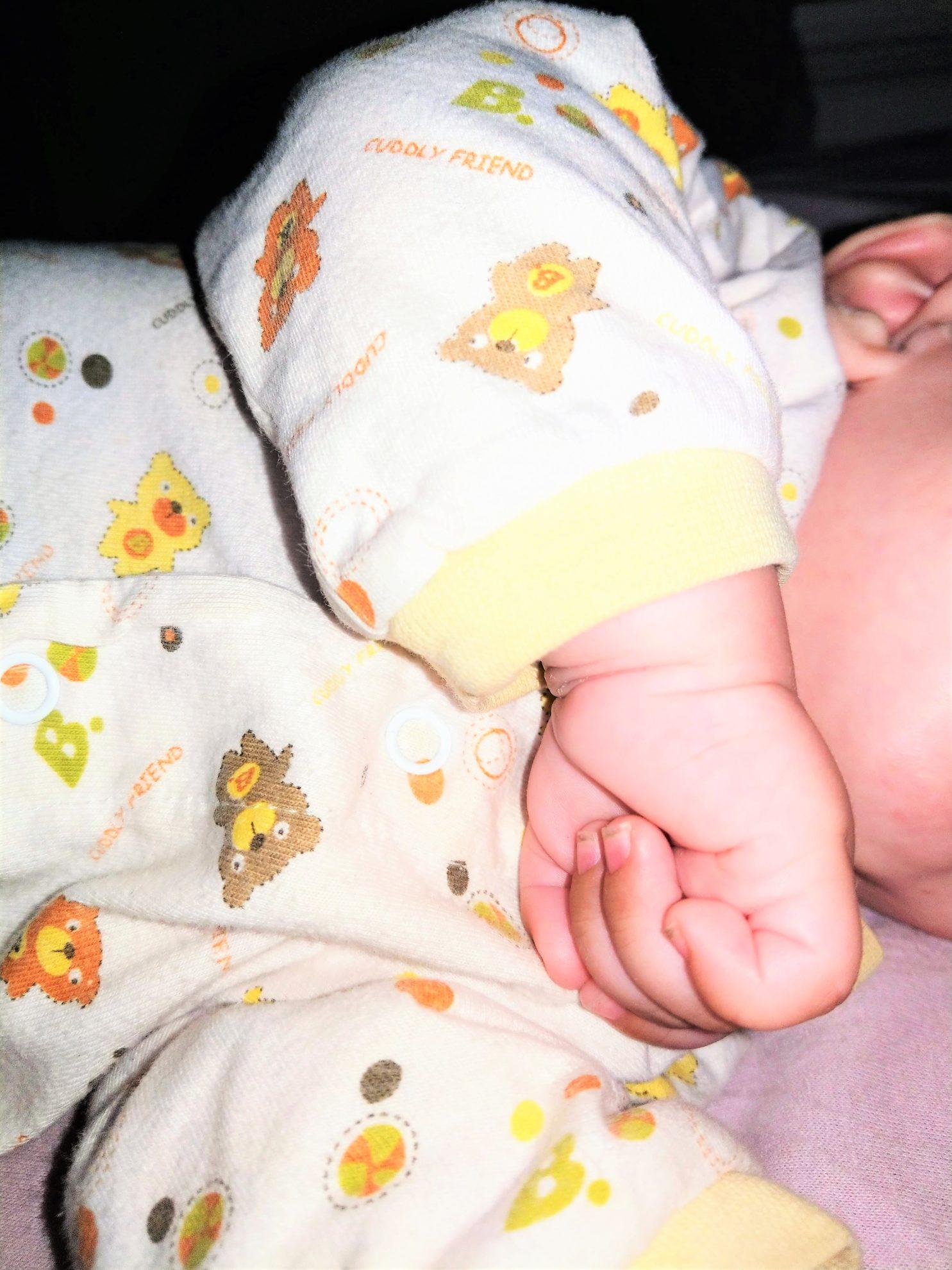 Baby Update drei Monate