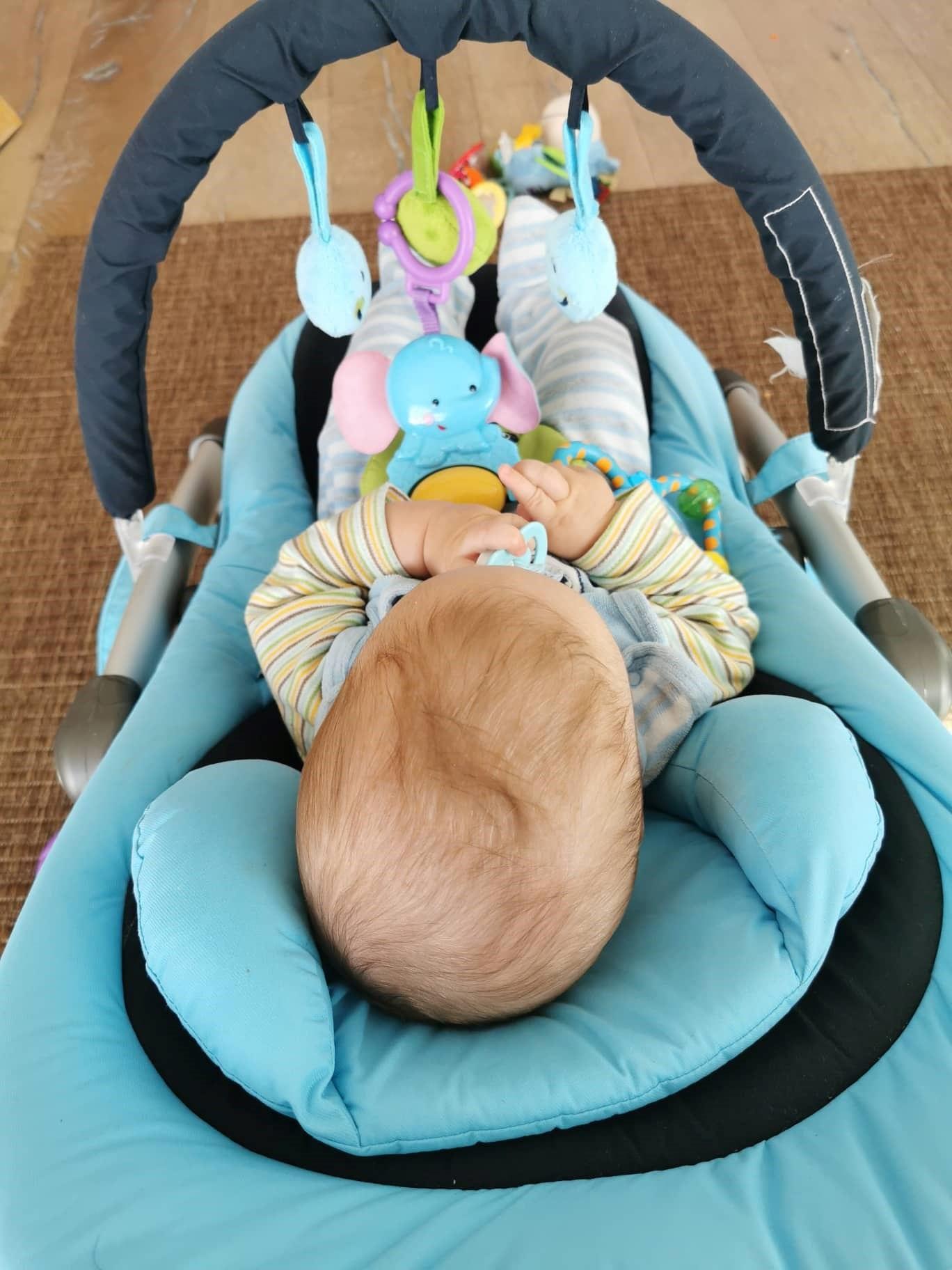 5 Monate Baby Update Entwicklung Mamablog Puddingklecks