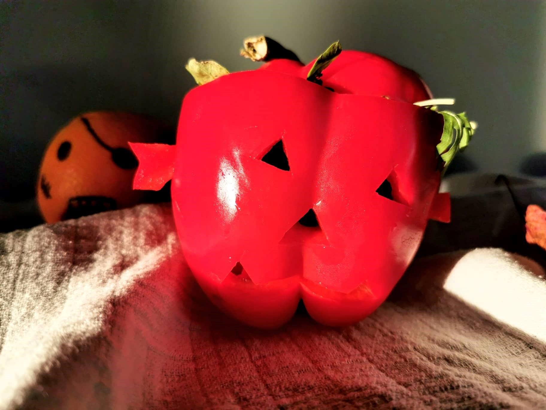 Paprika Fratze Halloween Party