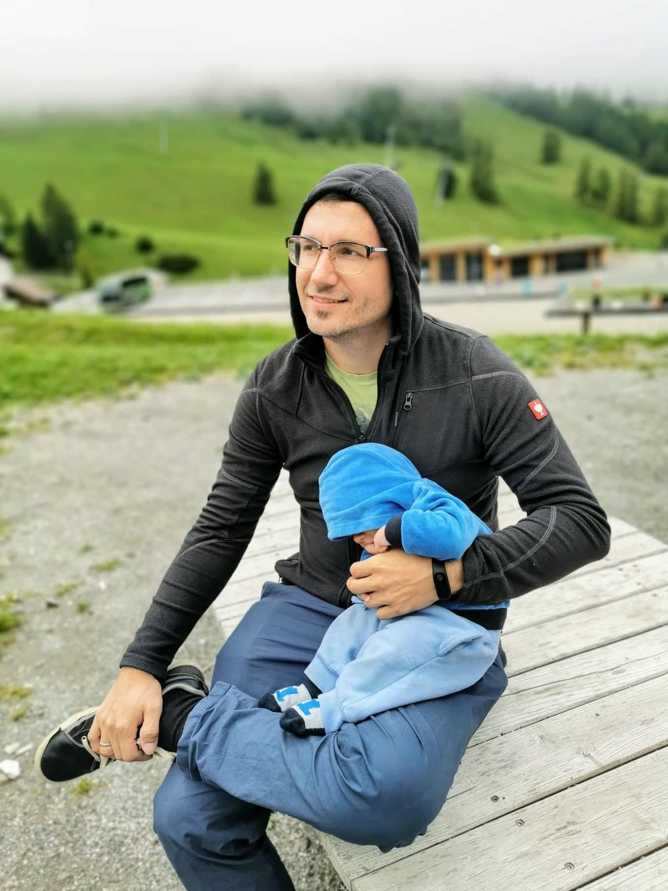 Papa und Sohn in Elternzeit, Baby, Mamablog, Puddingklecks
