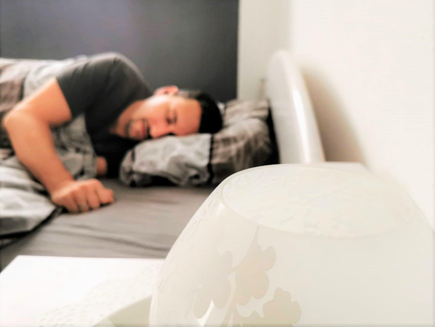 Besser schlafen mit den QuietOn Sleep Ohrenstöpseln Titel