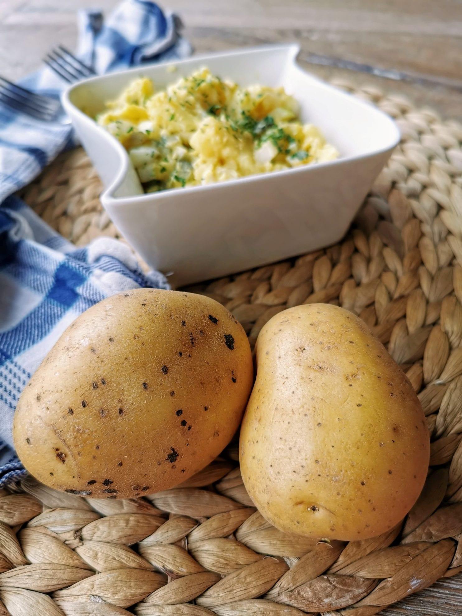 Puddingklecks Familienrezept Kartoffelsalat