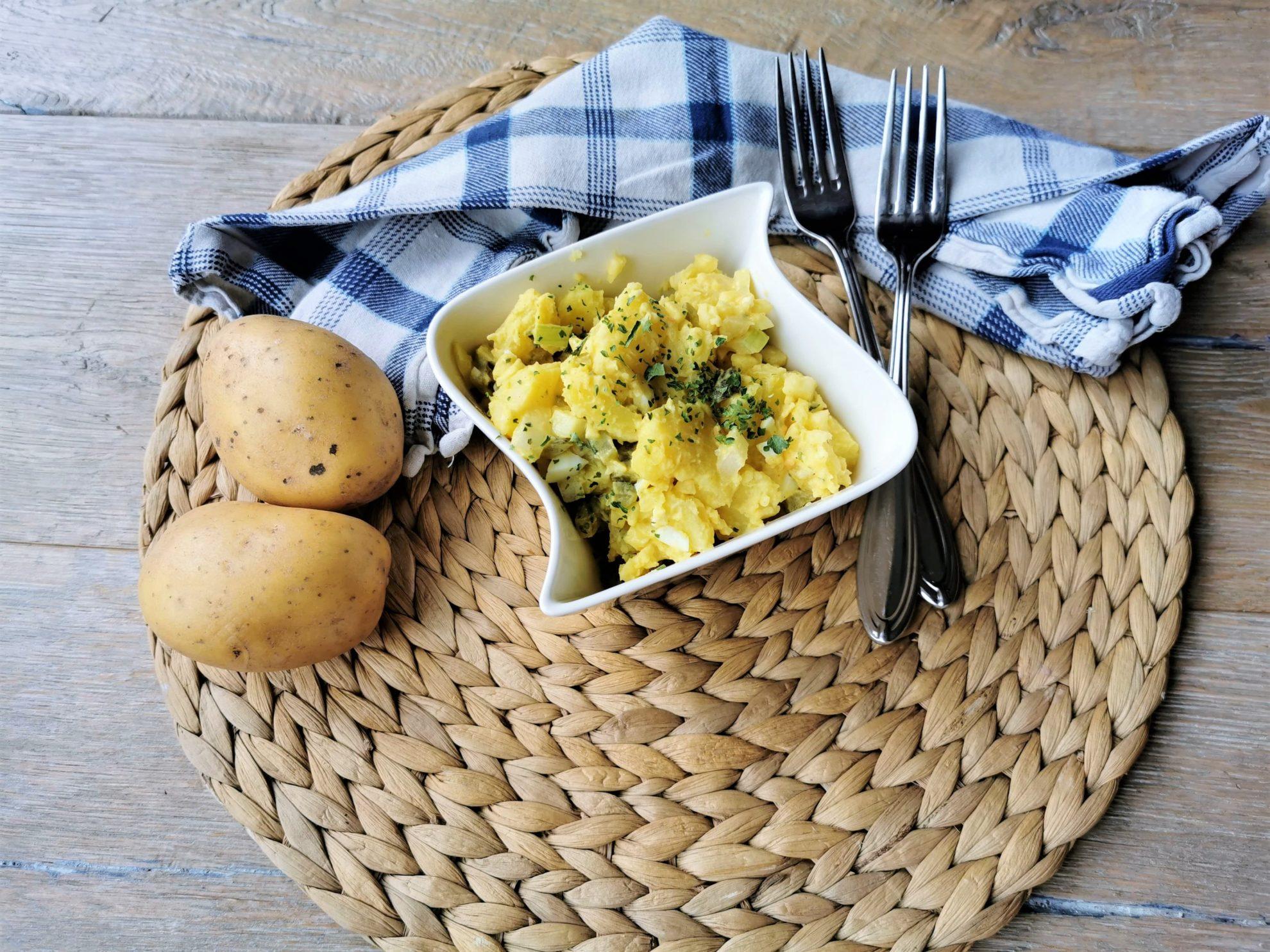 Tschechischer Kartoffelsalat Rezept