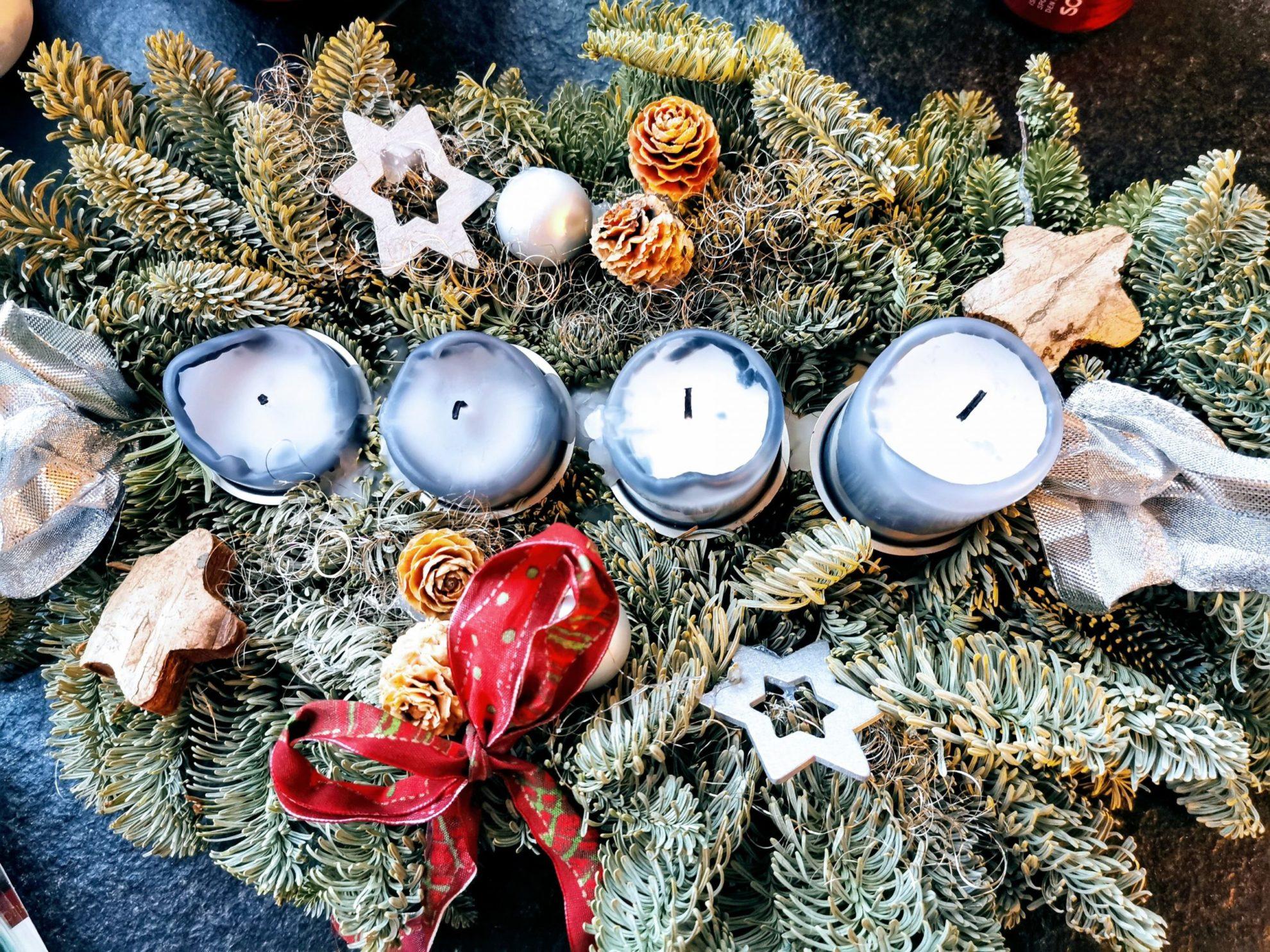 Winterpause, Weihnachten bei Puddingklecks, Auszeit