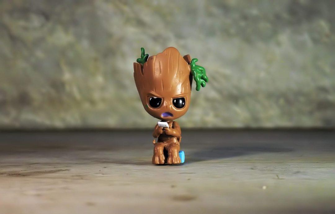 Groot ist der heimliche Held bei Guardians of the Galaxy, das man nun bei Disney+ anschauen kann