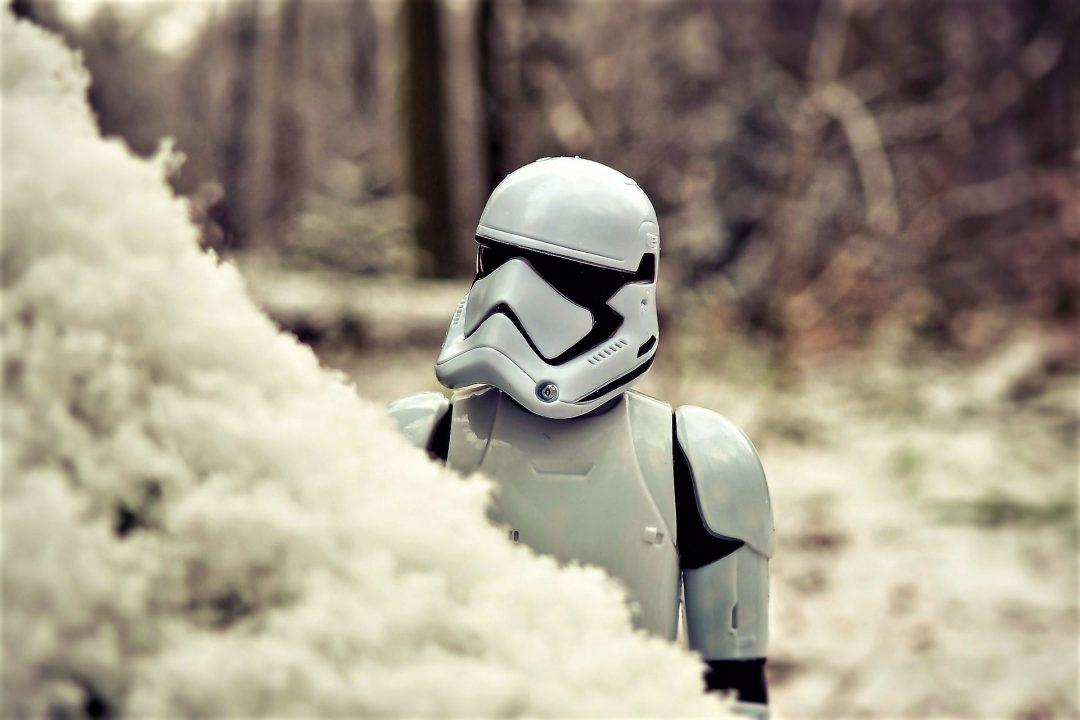 Auch Star Wars findet bei DIsney Plus Platz