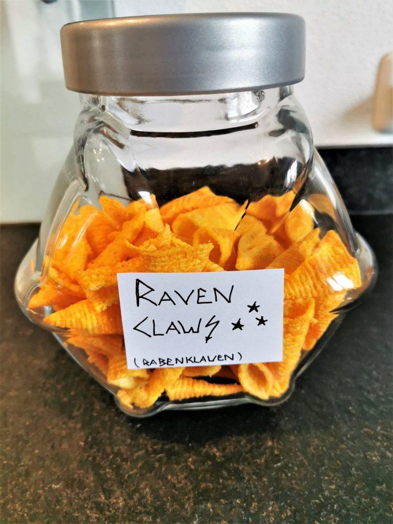 Ravenclaw Snack auf Puddingklecks
