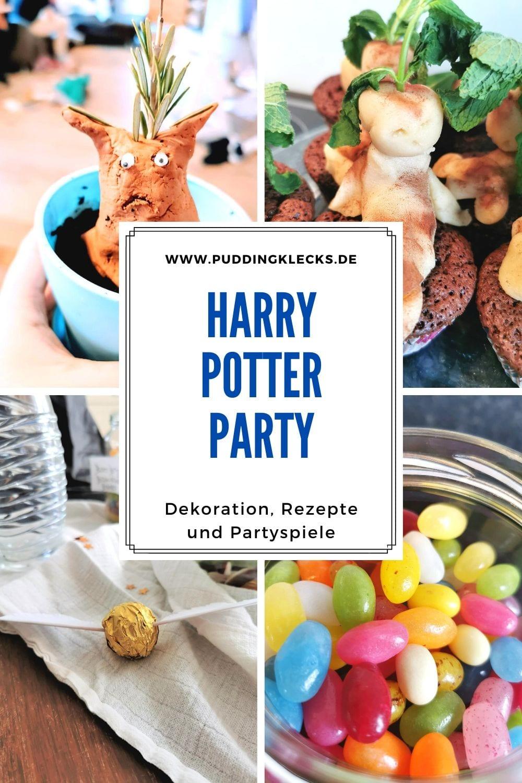 Du suchst nach Inspiration für eine bunte und möglichst einfache Harry Potter Party? Dann bist du hier genau richtig. Ich zeige dir auf Puddingklecks einfache DIY, Rezepte und Partyspiele für Hogwarts Fans
