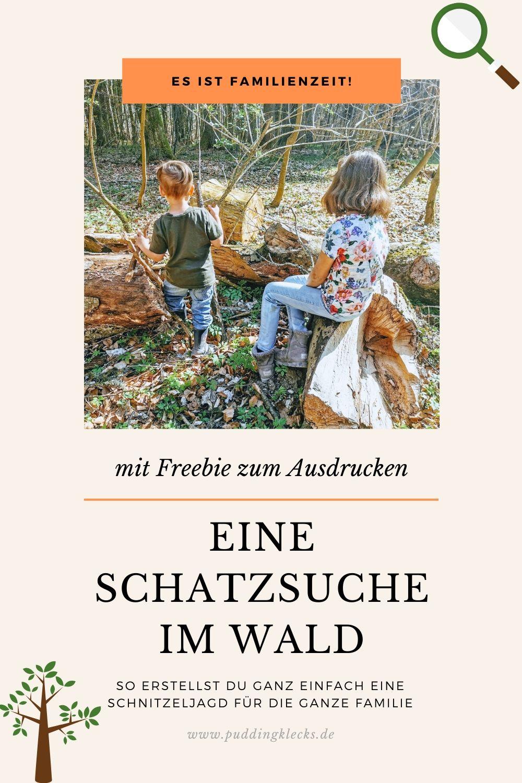 Eine Schnitzeljagd oder Schatzsuche im Wald ist ein tolles Event für die ganze Familie. Ich zeige dir, wie du es erstellen und einfach umsetzen kannst. Eine spannende Möglichkeit, den Wald besser kennenzulernen!
