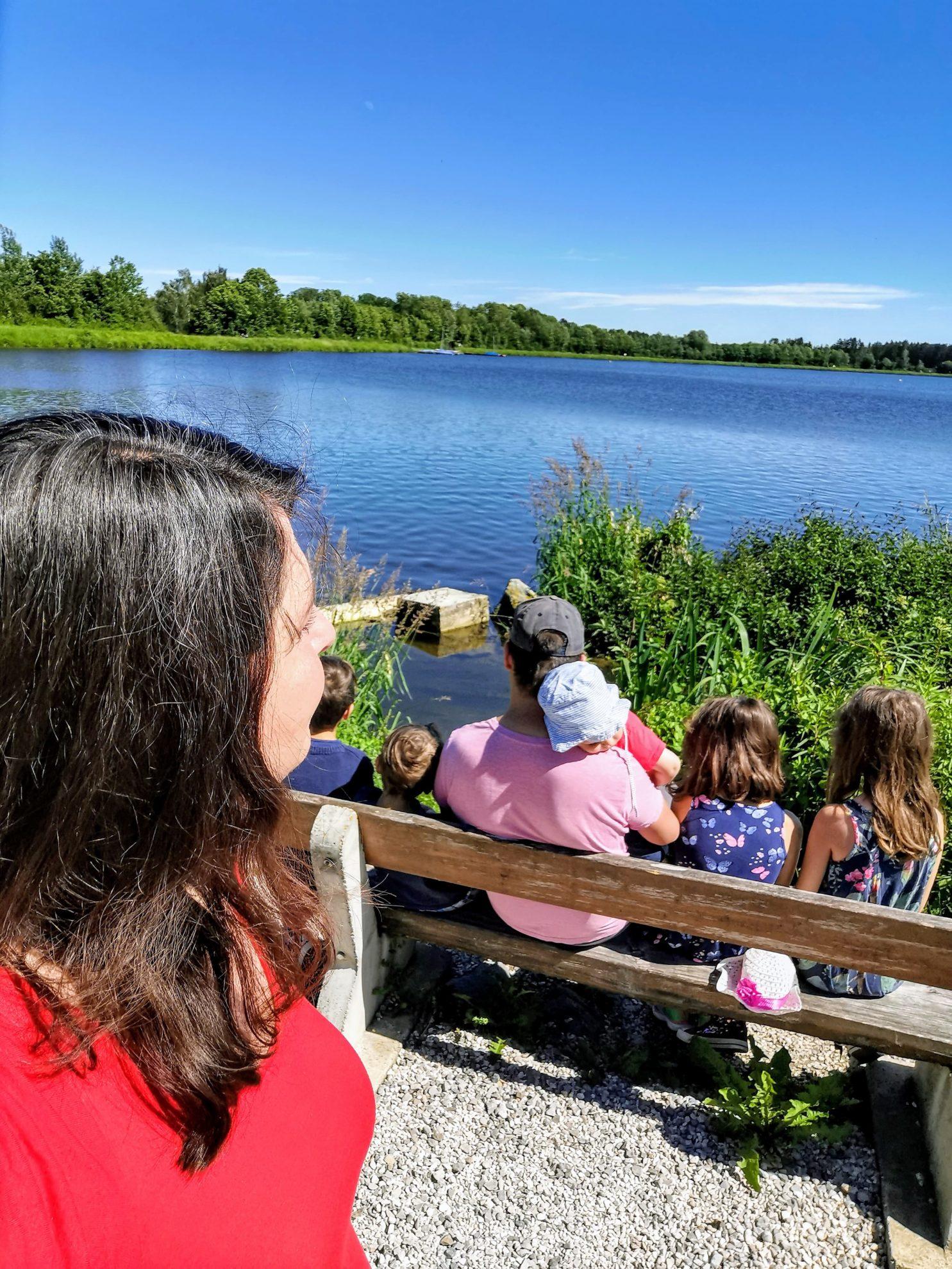 Der Abschluss meiner Ausflugstipps im Unterallgäu ist der Irsinger See.