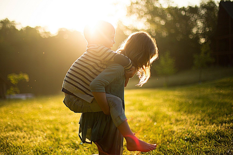 Kinder brauchen Eltern, die echt sind und keine Maschinen, die pädagogisch handeln.
