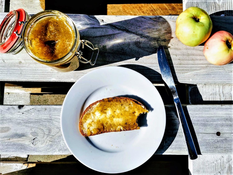 Rezept für Zucchinimarmelade - den Sommer konservieren. Ein toller Brotaufstrich - auch als Geschenk aus der Küche geeignet
