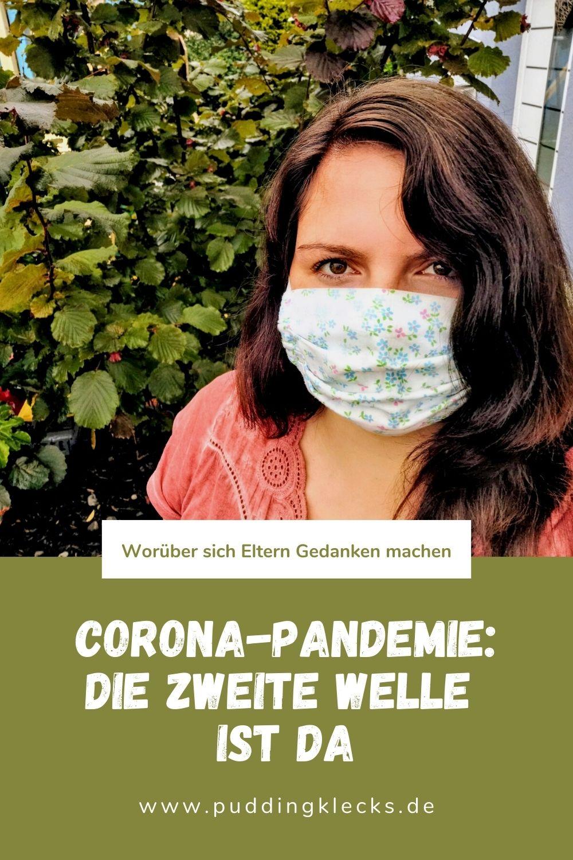Die zweite Welle Corona ist da - was es mit uns aus Elternsicht macht und warum mir die Rücksichtslosigkeit so Angst macht, zeige ich dir in diesem Artikel. #corona #covid_19 #pandemie #zweitewelle #eltern #carearbeit