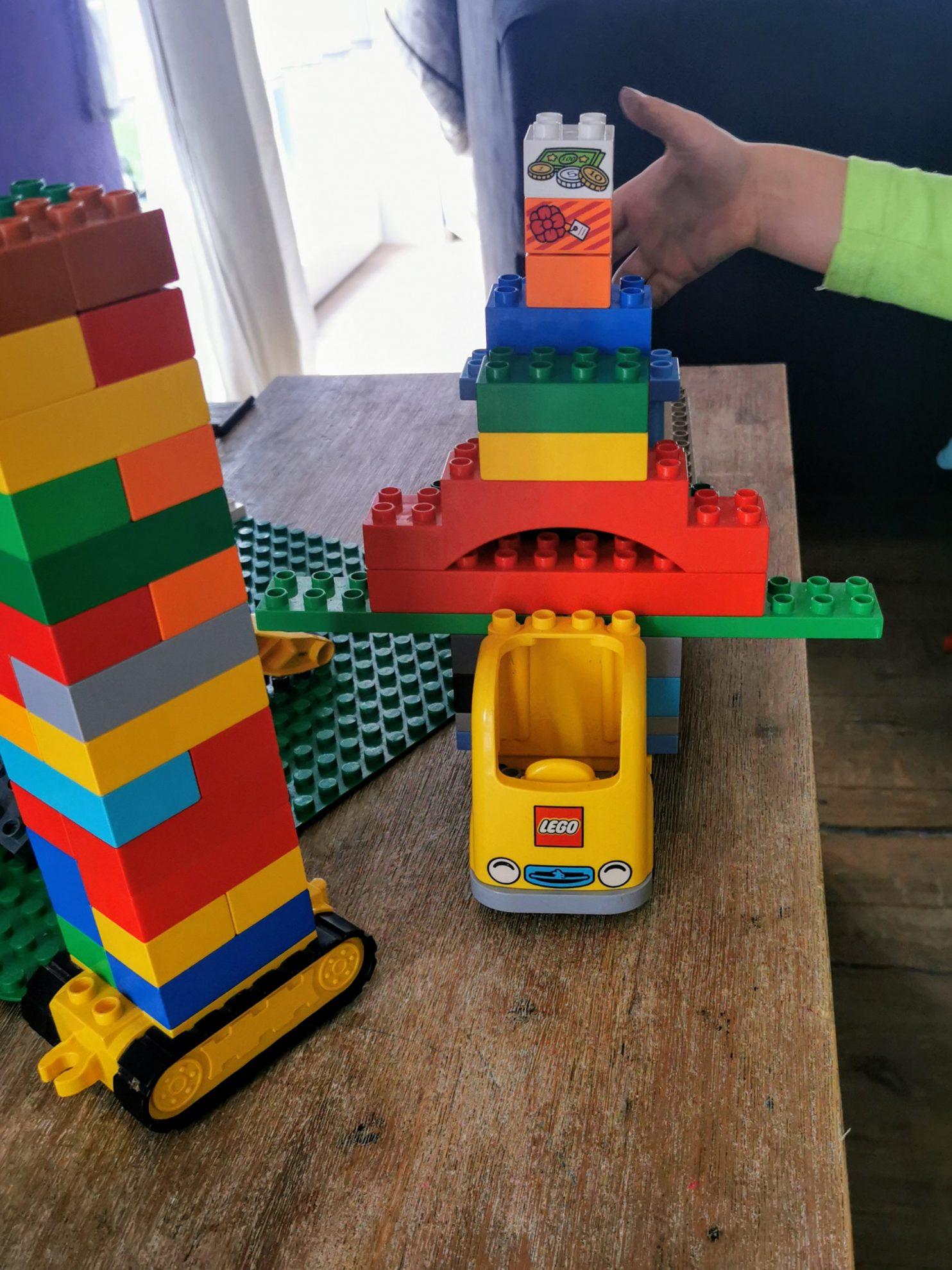 Lego Duplo steht im November hoch im Kurs