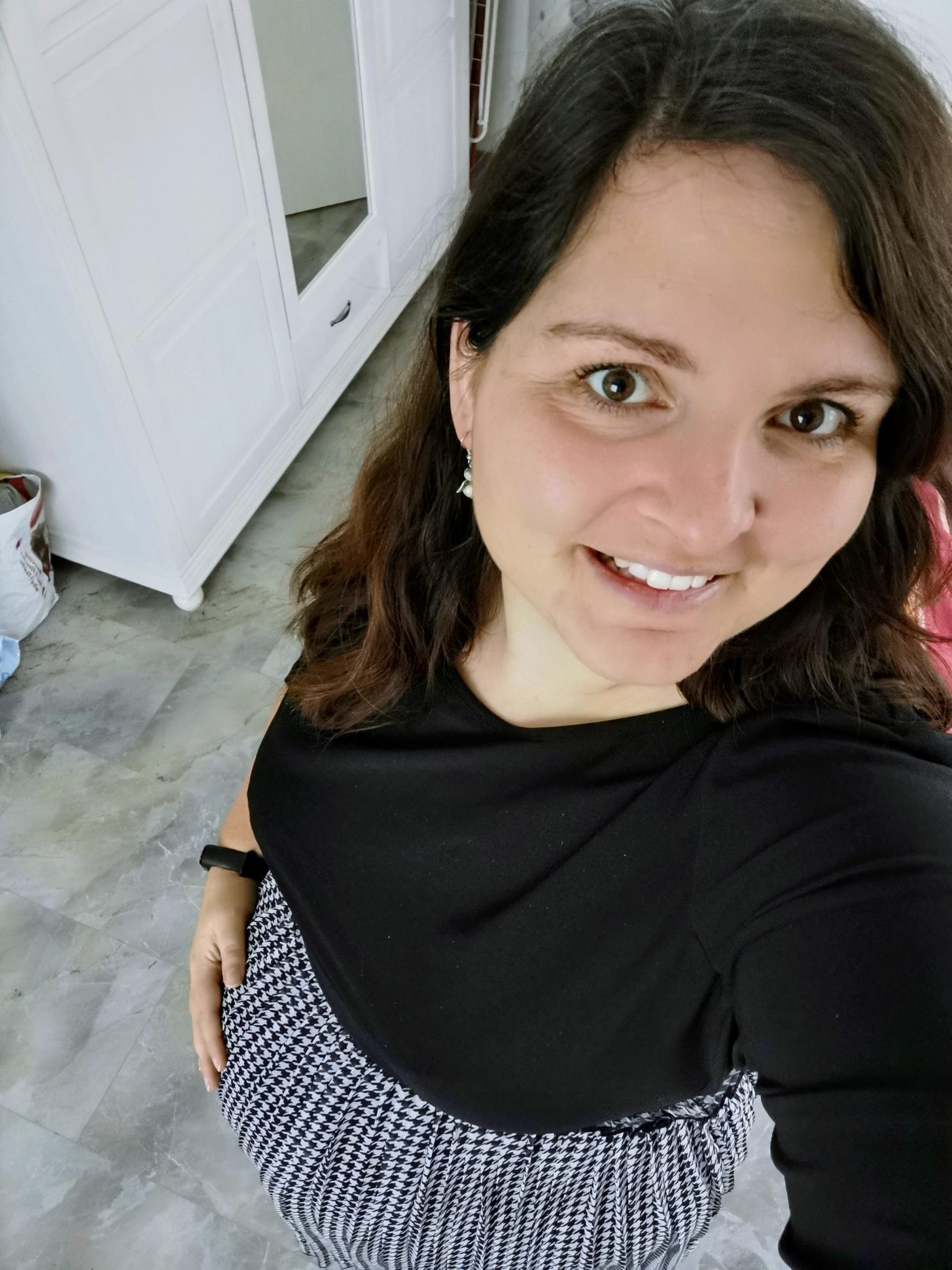 13 Wochen schwanger mit dem 6. Kind. Über Gelüste, Abneigungen, Shopping für das Baby und dessen Enrwicklung - ein Schwangerschaftsupdate.