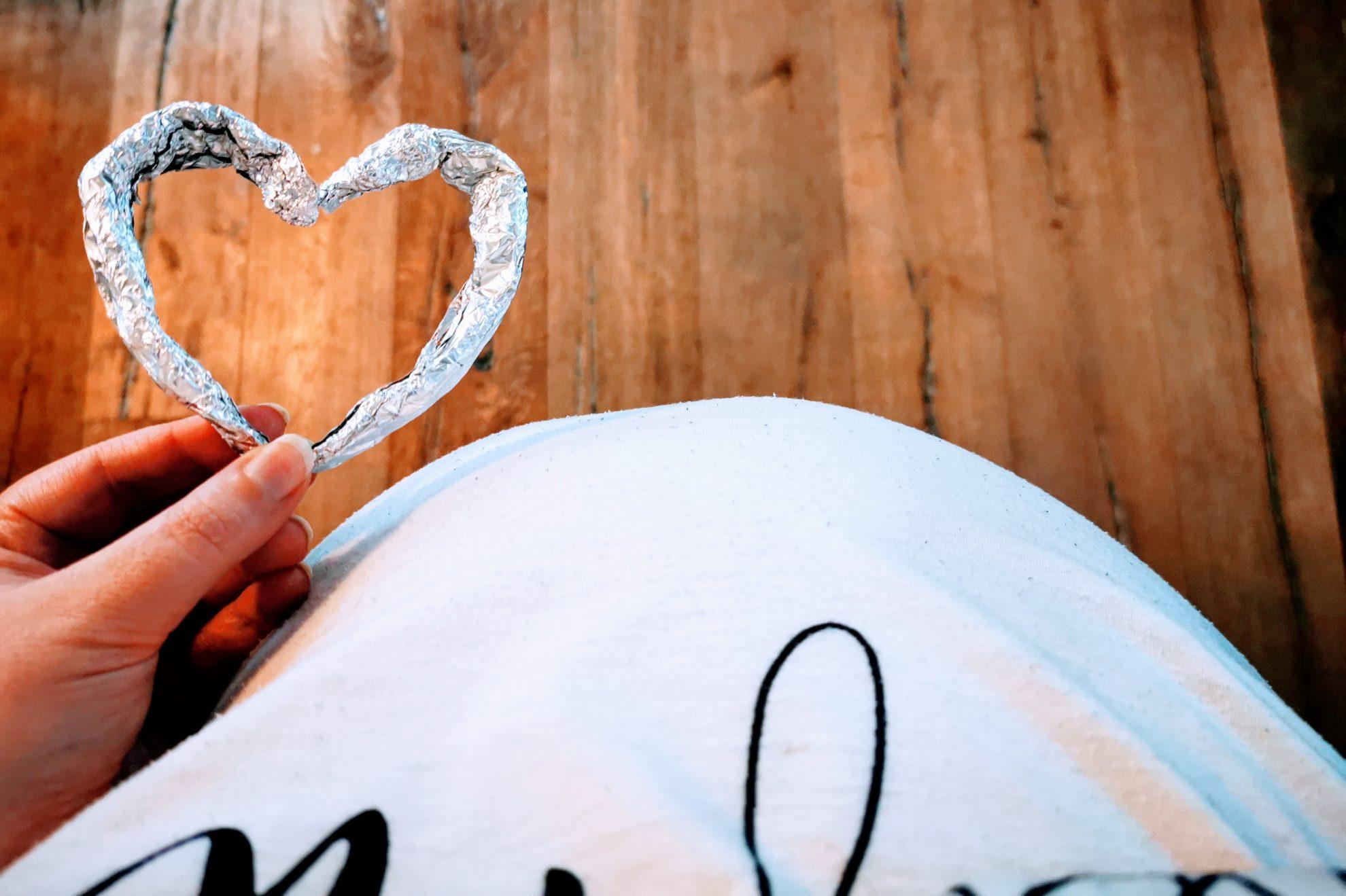 16 Wochen schwanger - die 17. Schwangerschaftswoche mit dem 6. Kind. Über Gelüste, Entwicklung des Fötus und Shopping für das Baby.