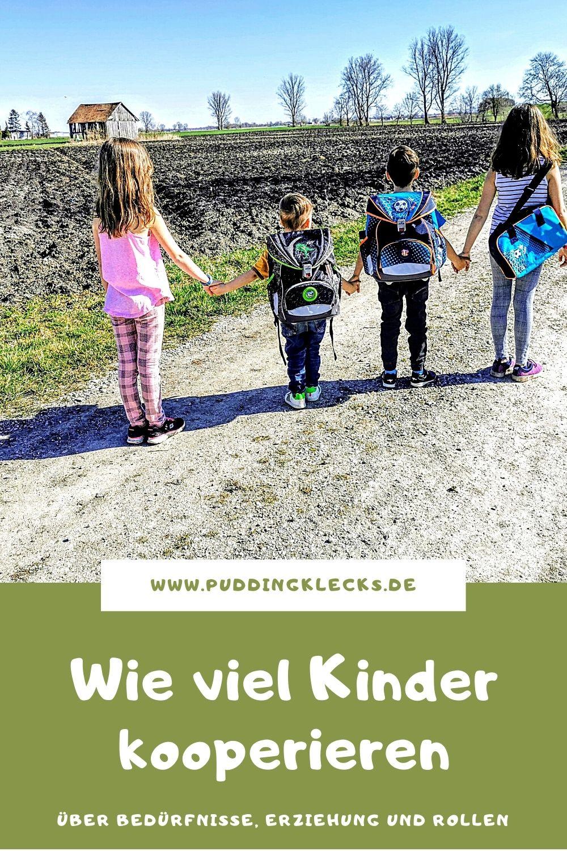 Kinder kooperieren, wenn es für sie Sinn ergibt. Kindern sollte man aber auch den Raum geben zu protestieren und sich abzugrenzen. Den Raum, die eigenen Bedürfnisse wahrzunehmen und sich abzugrenzen. #erziehung #kinder #familie
