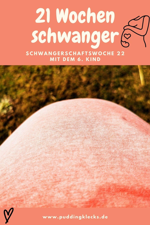 Die 22. Schwangerschaftswoche - 21 Wochen schwanger mit dem 6. Kind. Über Gelüste, die Entwicklung und den Besuch bei der Feindiagnostik. Ich nehme dich mit durch meine Schwangerschaft in einer kinderreichen Familie #schwanger #baby #schwangerschaft
