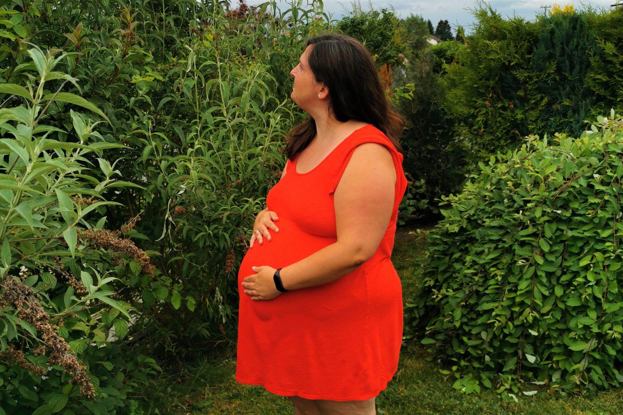 Schwangerschaftswoche 39 mit dem 6. Kind - ein ehrliches Babyupdate inklusive Shopping für das Baby, Gelüste & Gewichtszunahme. Der 10. Monat.