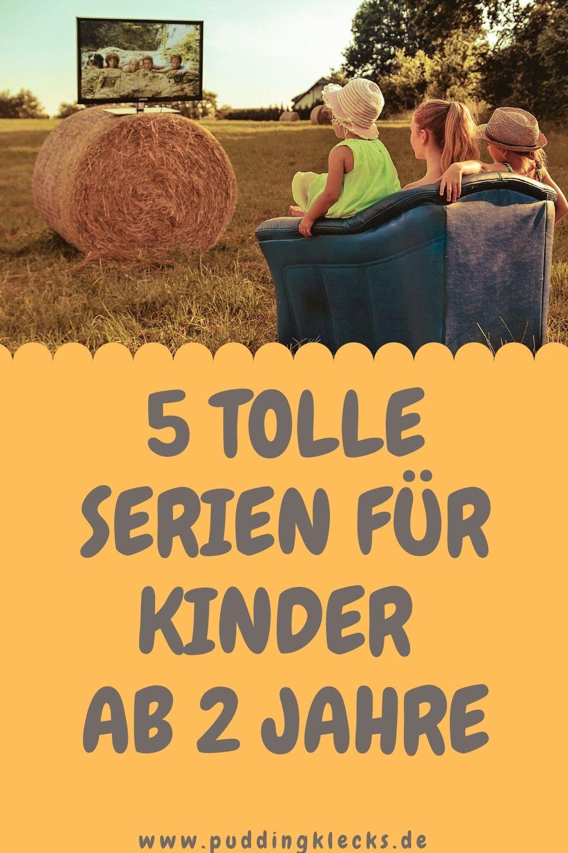 5 tolle Serien für Kleinkinder ab 2 Jahre. Hier findest du Tipps für Kinderserien für die Kleinsten. #serie #medien #kleinkind #kinder #mamablogger