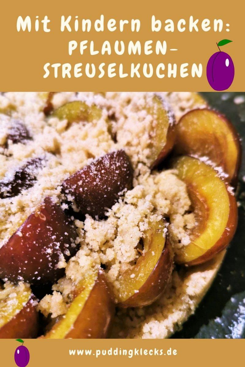 Ein einfaches Rezept für Pflaumen-Streuselkuchen oder Augsburger Zwetschgendatschi mit Streuselboden - schnell, unkompliziert und lecker! #kuchen #backen #backrezept #rezeptidee #streuselkuchen #pflaumenkuchen #zwetschgendatschi