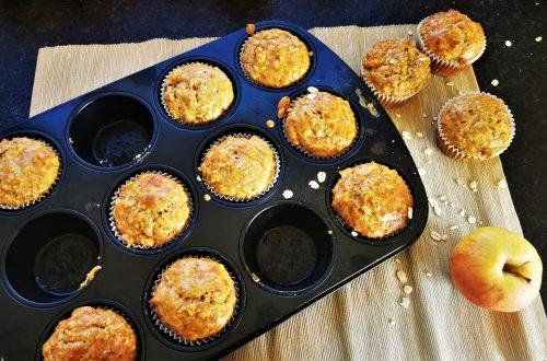 Ein Rezept für Frühstücksmuffins & viele Anregungen für eine abwechslungsreich gestaltete Brotdose für den Kita- & Schulalltag findest du hier