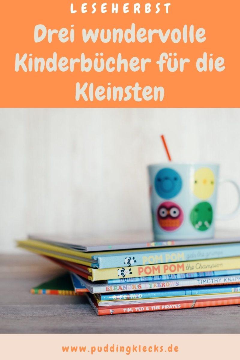 Du suchst Kinderbücher für den Herbst? Ich habe drei liebevolle Buchtipps für die Kleinsten ab 2 Jahren rund um diese Jahreszeit. #kinderbuch #kinderbücher #lesetipps #vorlesen #bücherliebe #buchtipp #kinder #lesen #herbst #igel #maus
