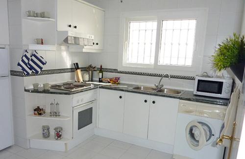 Appartement 1 - Keuken1