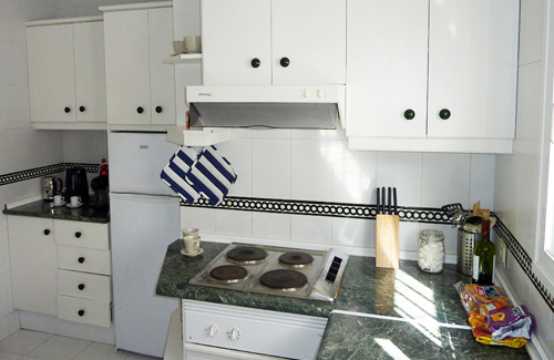 Appartement 1 - Keuken2