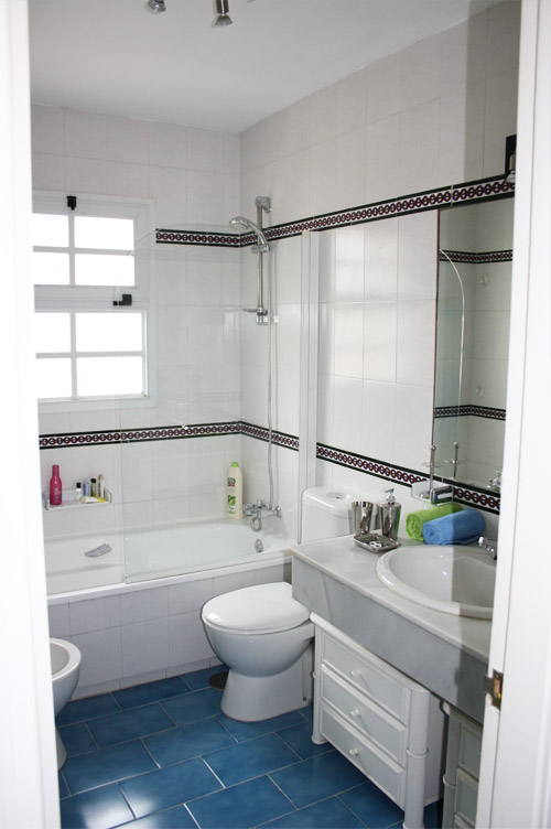 Appartement2 - Badkamer