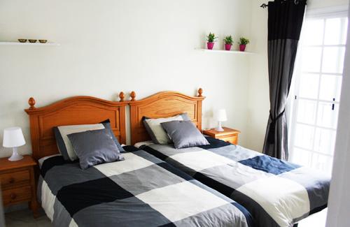 Appartement2 - Slaapkamer2