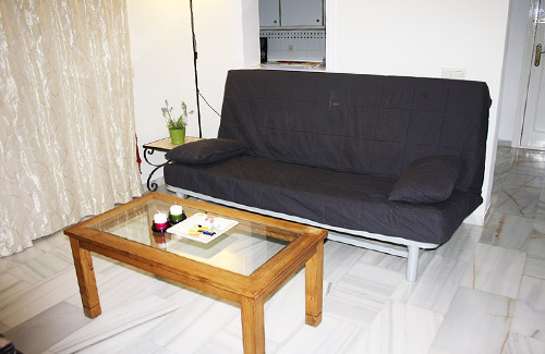 Appartement2 - Woonkamer1