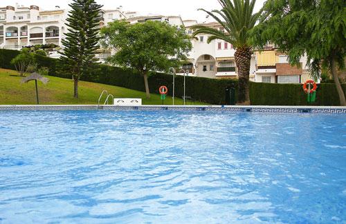 Appartement2 - Zwembad1