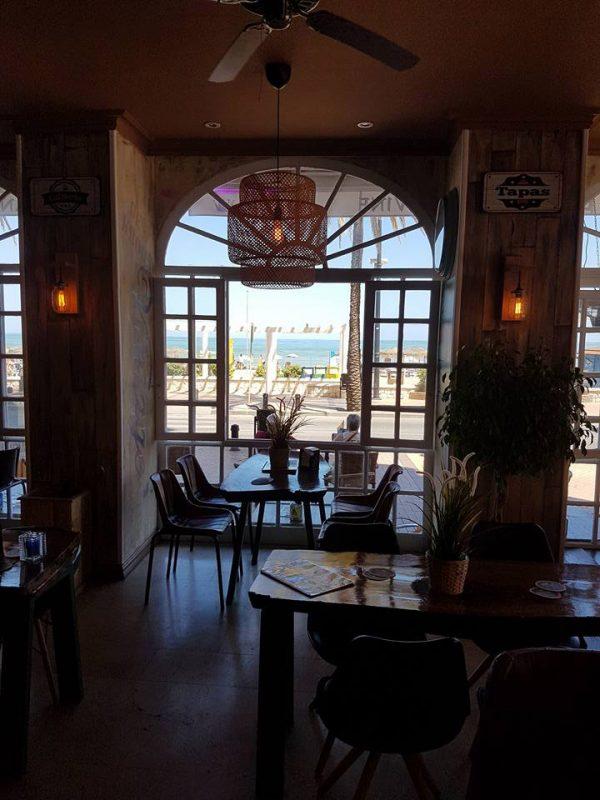 Fuengirola - Grand cafe de Kroon 1