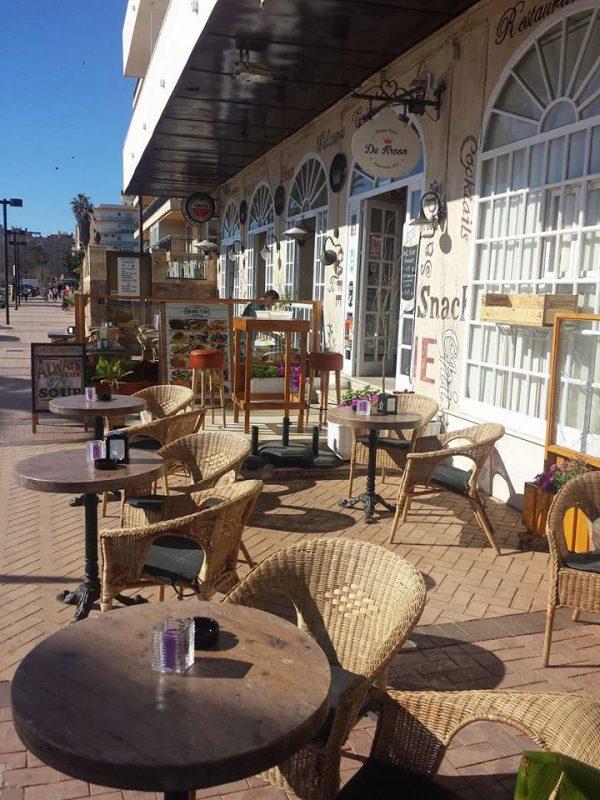 Fuengirola - Grand cafe de Kroon 2