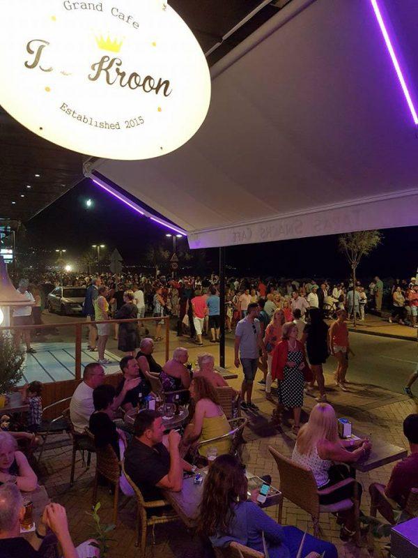 Fuengirola - Grand cafe de Kroon 3