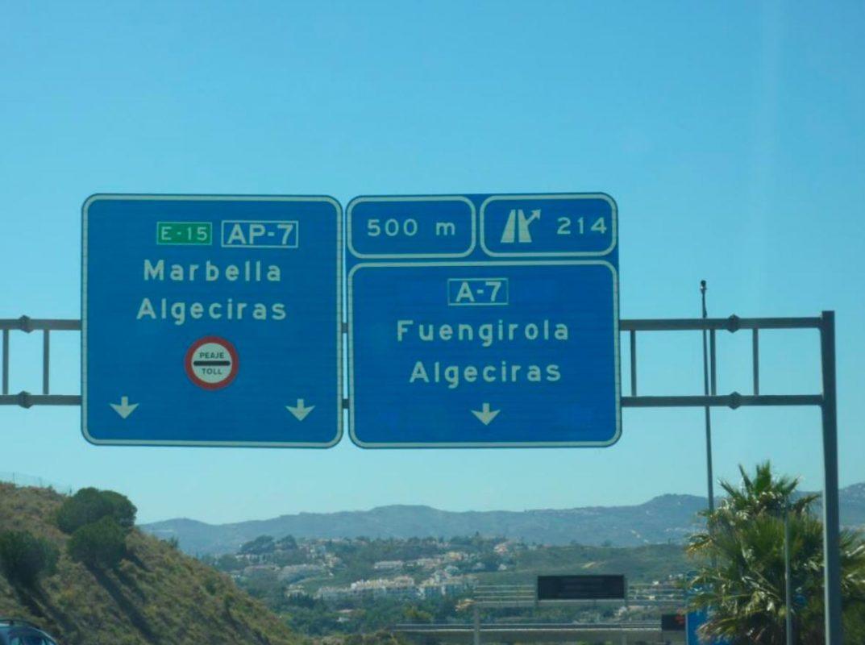 Puebla Tranquila - Vakantie appartement Mijas - Routebeschrijving1