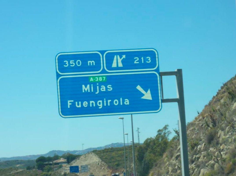Puebla Tranquila - Vakantie appartement Mijas - Routebeschrijving3