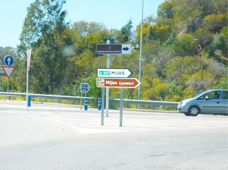 Puebla Tranquila - Vakantie appartement Mijas - Routebeschrijving6