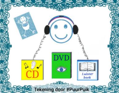 DVD's, Luister CD's, Luisterboeken